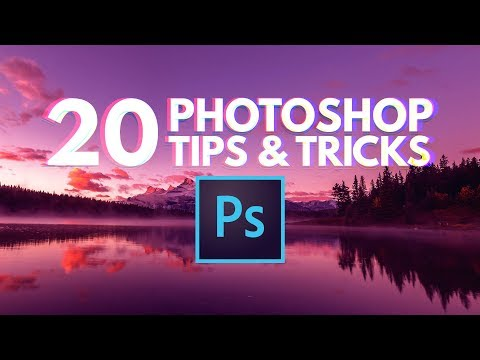 20 New Powerful Tips, Tricks, & Hacks in Photoshop