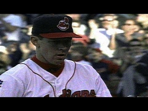 1997 ALCS Gm3: Orel Hershiser throws seven scoreless