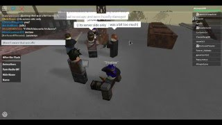 "[Roblox] After the Flash: Rain | Admin Abuse, User ""Skelethon"""