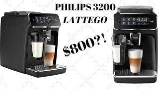 PHILIPS 3200 SERIES LATTE-GO C…
