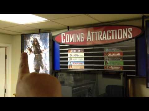 My Movie Room Tour
