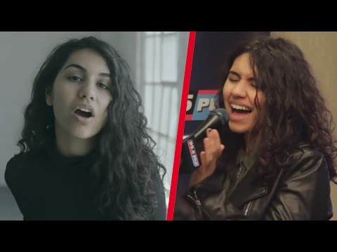 Alessia Cara - Studio vs Live