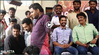 Aadhi and Youtube guys proved Kollywood good cinema always wins - Sundar C