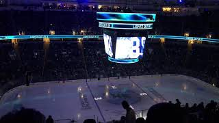NHL San Jose Sharks Vs Knights Game 7 game intro