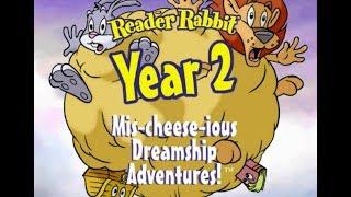 Reader Rabbit Year 2: Mis-Cheese-Ious Dreamship Adventures (PC) Full Walkthrough