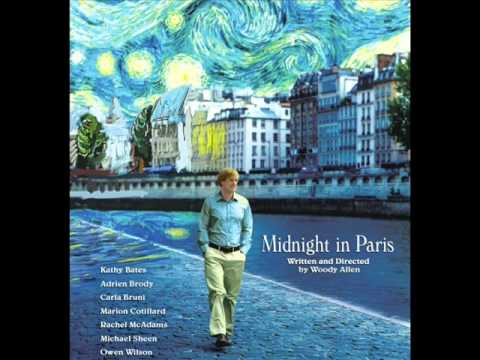 Midnight in Paris OST - 11 - Ain't She Sweet