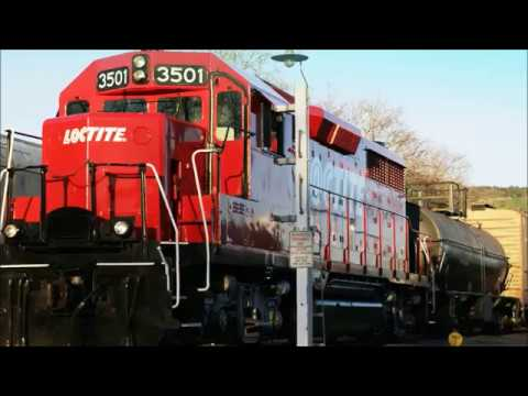 Loctite 4070 Hybrid Adhesive vs. a 208-ton Freight Train