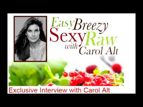 Carol Alt Exclusive Interview - YouTube