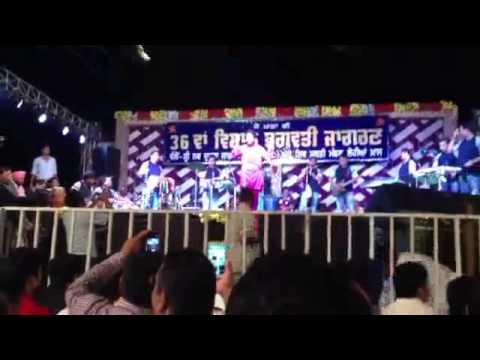 Gurdass Maan At Lohian Khas Part 1 Maa Vaishnu Bhajan Mandal Lohian Khas