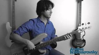 Here I Am (Come And Take Me) —Etta James Bass Cover
