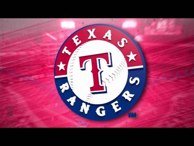 Texas Rangers 2017 Home Run Song