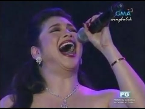 REGINE VELASQUEZ - Love Story (Where Do I Begin) #VoicesOfLove