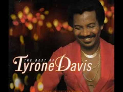 Tyrone Davis - Ain't Nothing I Can Do