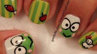 Keroppi Nail Art