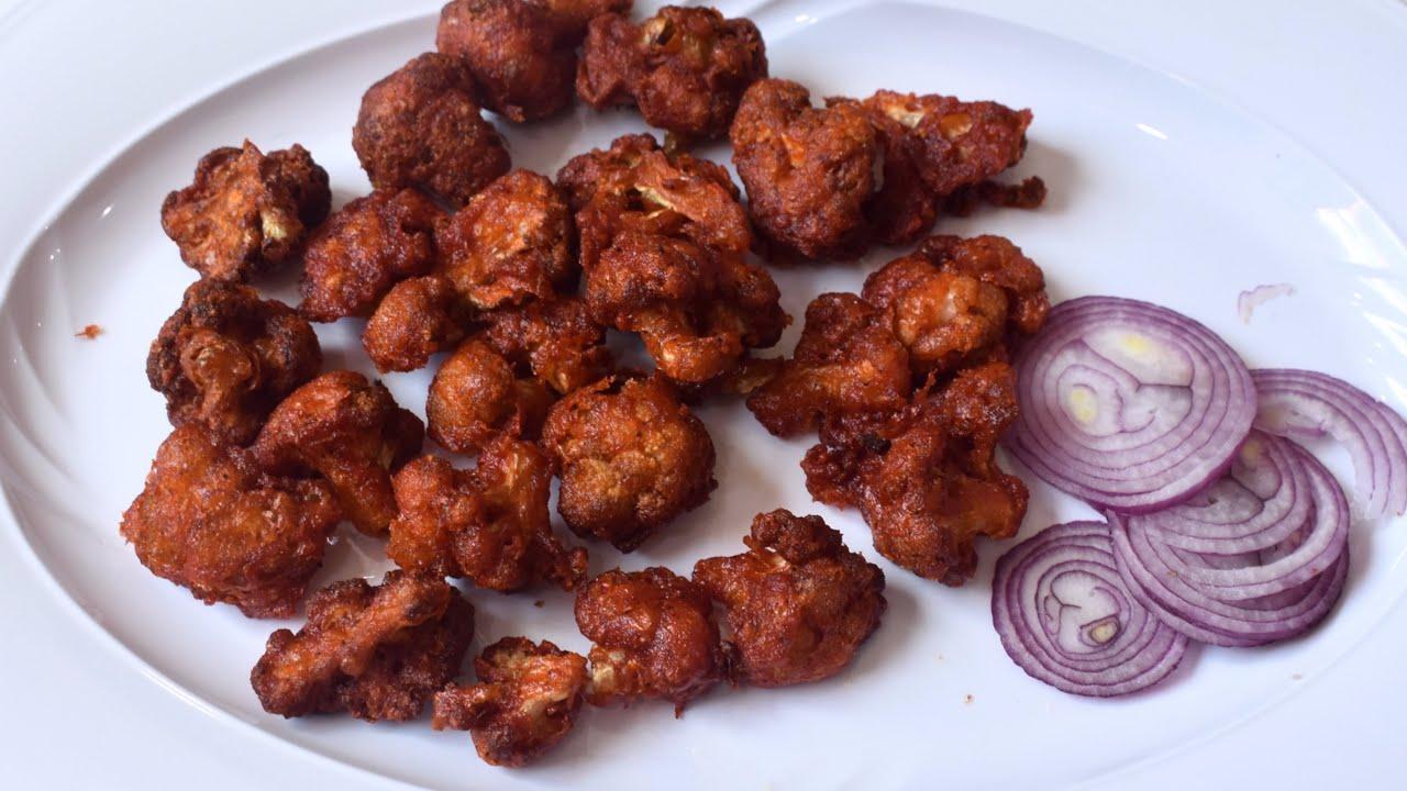 ஹோட்டல் style காலிஃப்ளவர் 65 || இப்படி செஞ்சா சூப்பரா இருக்கும்👌| Cauliflower 65 in tamil | Gopi 65