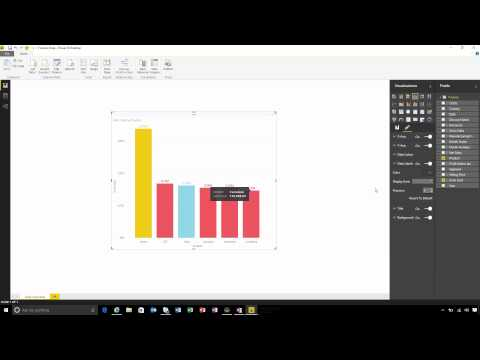 Customize a Chart - YouTube