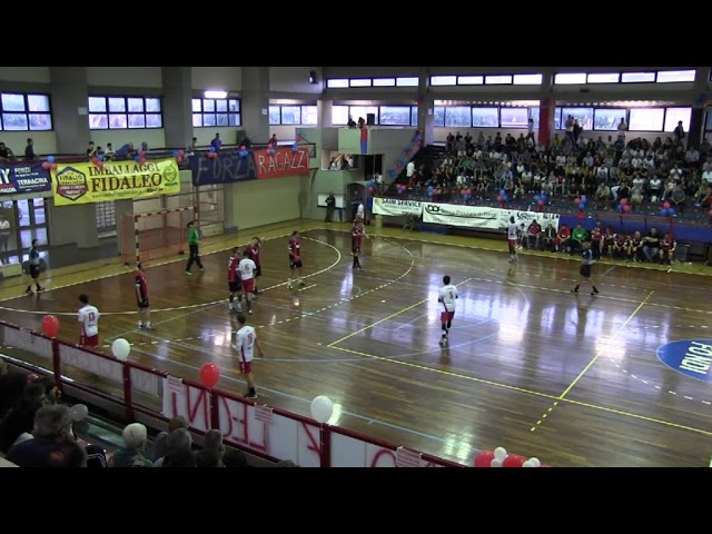 Serie A1M [Play-Out T3R]: Fondi - Gaeta 19.-19