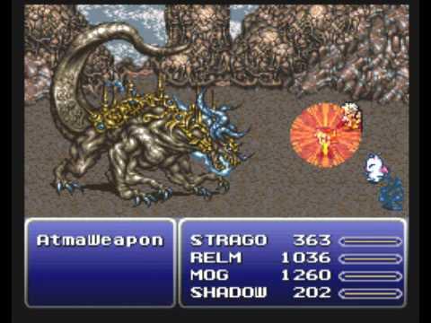 Let's Play Final Fantasy VI #50 - Ultimate Battle