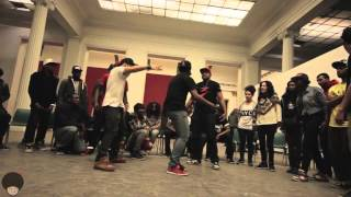 Lil Jigsaw vs Lady NY vs Complicated  | Semifinal Krump | Battle of Style 3 | Ocloo Battles