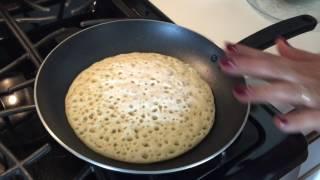 Carmela's Kitchen: Making Lachuch
