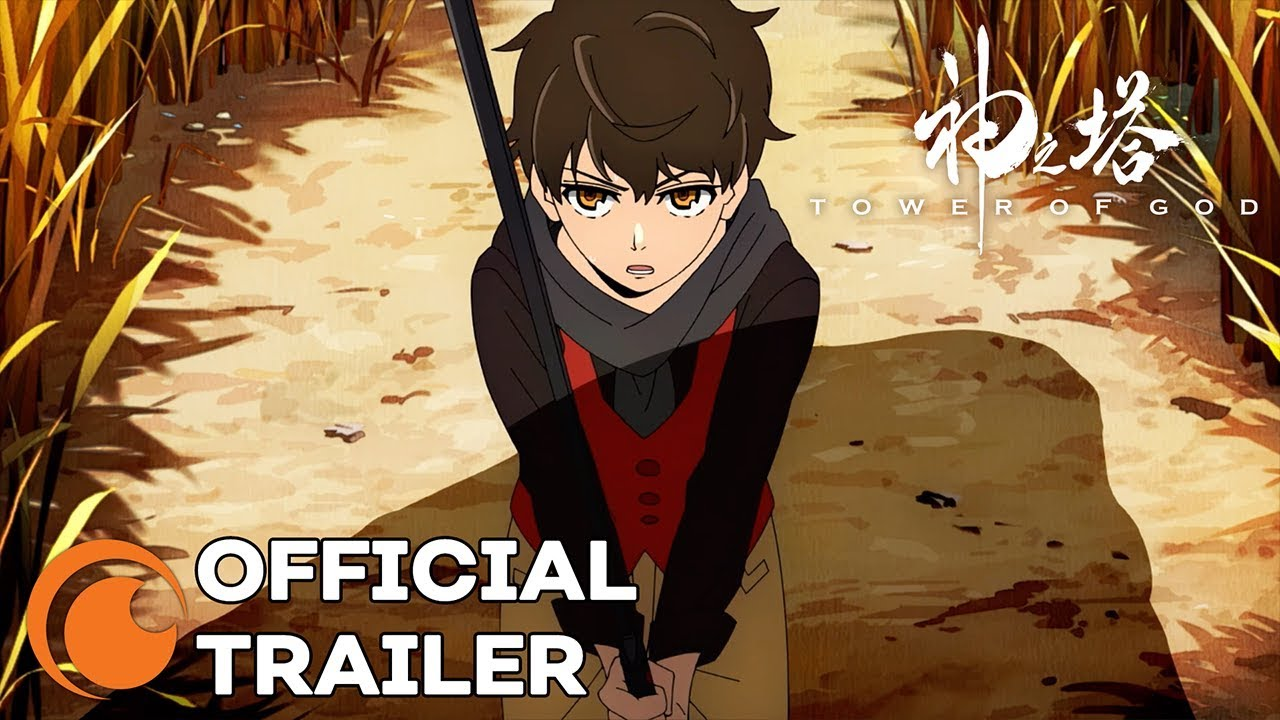Crunchyroll Announces Tower of God Anime's Episode Count