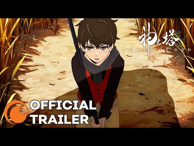 Tower of God | A Crunchyroll Original | OFFICIAL TEASER