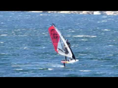 slingshot windsurf foil - cinemapichollu