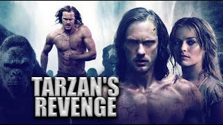 Tarzan's Revenge | Hollywood Action Adventure Movie | Glenn Morris | English Full Movies