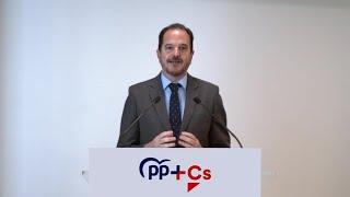 """Iturgaiz dice que """"huele a elecciones en julio"""" en Euskadi"""