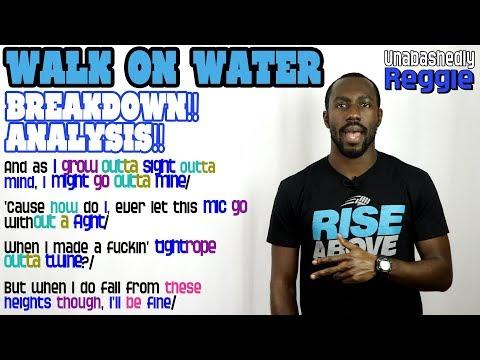 Eminem's Walk On Water REACTION!! BREAKDOWN! ANALYSIS!