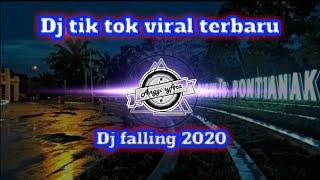 Gambar cover Dj tik tok viral terbaru   Dj falling versi terbaru    2020
