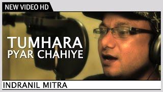 Tumhara Pyar Chahiye - Indranil Mitra | Bappi Lahiri | Music Video