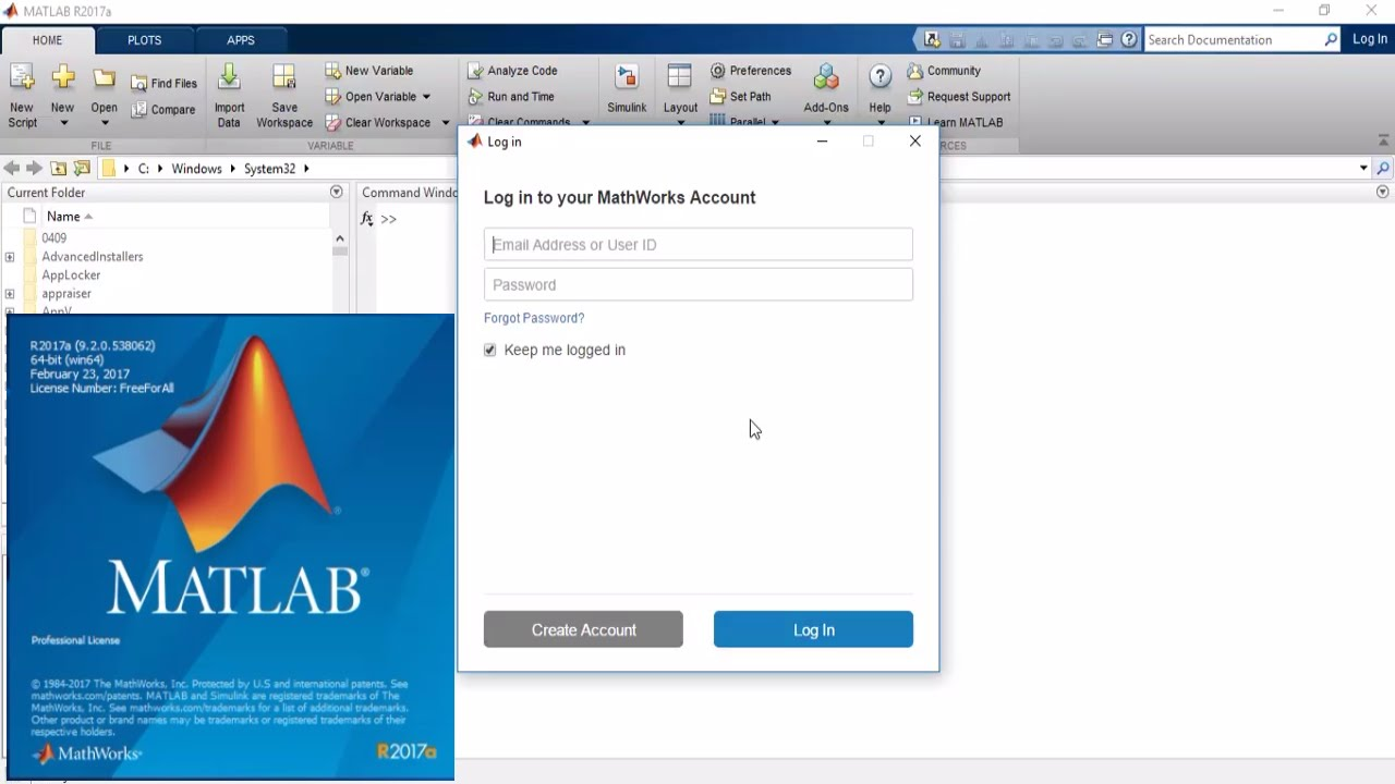 How to Create account or Sign in Matlab Mathworks 100% working - YouTube