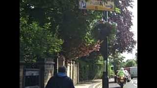 Walk to Wimbledon