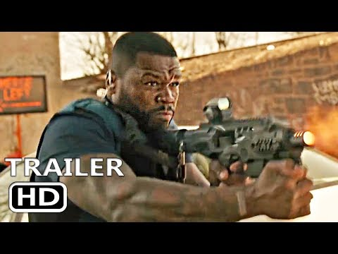 DEN OF THIEVES NEW Official Final Trailer (2018) 50 Cent