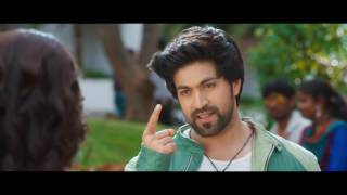 Santhu and straight forward