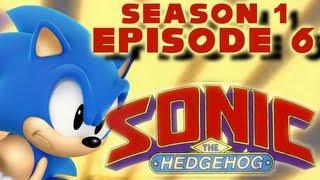 Sonic The Hedgehog SatAM Season 1 Episode 6 Super Sonic HD