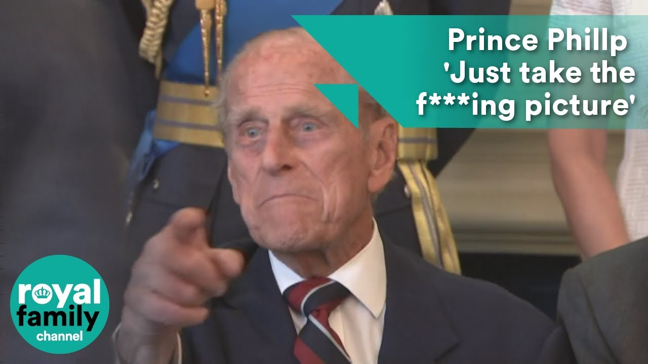 25 things Prince Philip said that will make you full-body cringe