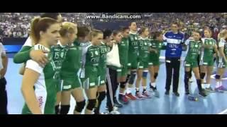 Handball feminin Finala Ligii Campionilor  Aruncari de la 7 metri CSM Bucuresti - Győr