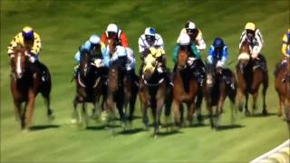 BOY in the BAR wins GOODWOOD 26may17 with Josie Gordon