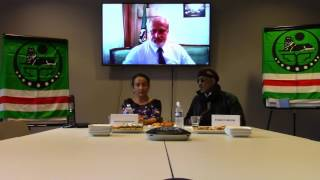 Meeting with Stanley Greene in Paris (06.08.2016)