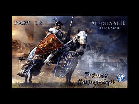 """Playing M2TW - France Campaign part 12 - """"The Merchant Way For Profit"""""""