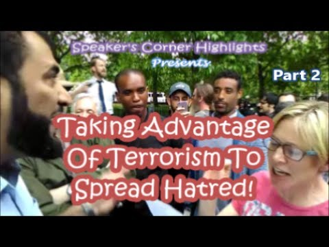 Part 2/2: Taking Advantage Of Terrorism To Spread Hatred!