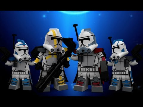 LEGO Star Wars ARC Tro...