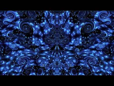 'OM SHANTI OM'Deva PremalLiquid light Mandala Verssion.