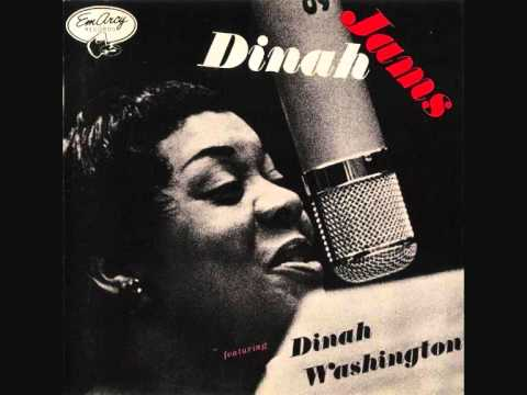 Dinah Washington - Crazy He Calls Me