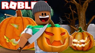 ROBLOX PUMPKIN CARVING SIMULATOR
