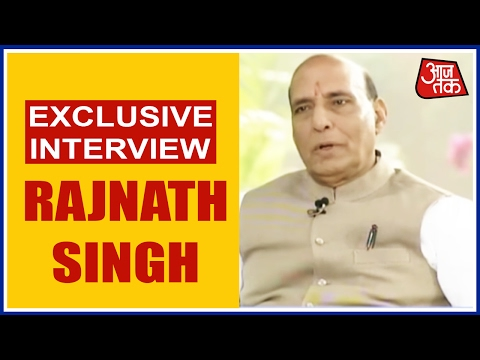 Exclusive: Rajnath Singh On UP Elections