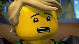Сокол Эпизод 47 LEGO Ninjago S2 Зелёный Ниндзя