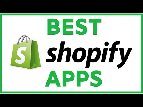 Best Shopify Apps In 2019 - Every Store NEEDS These (Explained) thumbnail